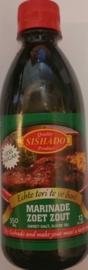 Sishado Zoet-Zout Marinade(les sugar)
