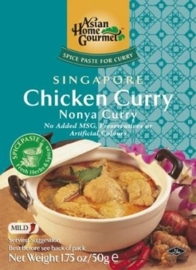 Chicken Curry Asian Home