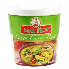 Mae Ploy Groene Curry Pasta 400g