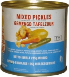Mix pickles mee chun 275 gr