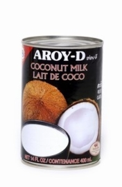 Aroy-d Young coconut milk 400 ml
