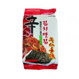 Kimchi zeewier snack 3 stuks