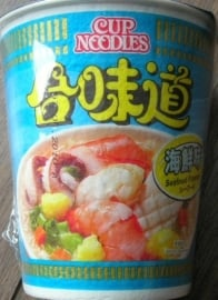 Nissin Cup seafood