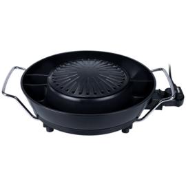 Korean grill en hot pot 2-in 1