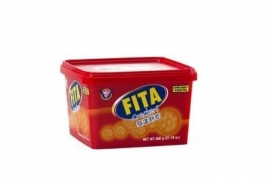 Fita crackers 600 gr