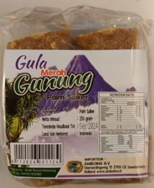 Gula djawa palm suiker 250 gram