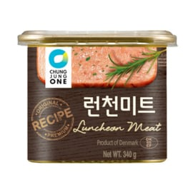 Daesang Chung Jung One Luncheon Meat