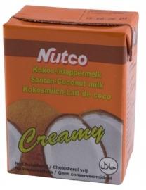 Nutco kokos melk Creamy 200ml