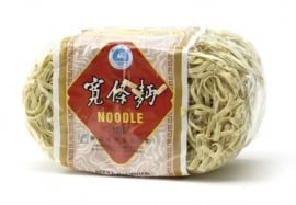 Noodle mie breed plat 454 gr