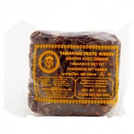 Tamarinde met pit 454 gram