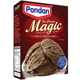 Pondan Icecream chocolate