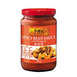 Spicy Bean Sauce (ma po sauce ) 340 gr