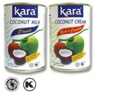 kara Kokosmelk 400 ml