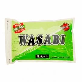 Wasabi poeder origenal s&b 1 kg