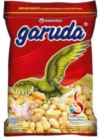 Garuda Kacang Kulit (geroosterd dop pinda)