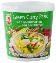Green  Curry pasta(cock brand) 400 gram