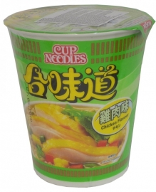 Nissin Cup  Chicken
