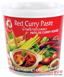 Red Curry Pasta(cock brand) 400 gram