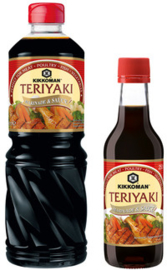 kikkoman teriyaki saus 975ml