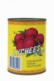 lychees in siroop 567 gram