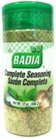 Badia complete seasoning 340.2 gr