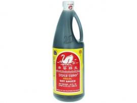 Silverswan soja saus 1 liter