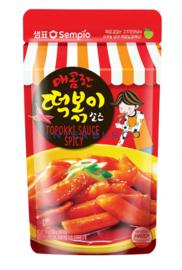 Rice cake  tteokbokki sauce(sweet)