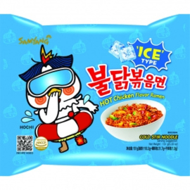 SamYang hotchicken flavor ramen 5 stuks(ice type)