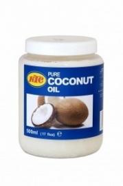 Cocos olie, 100% puur 500 ml