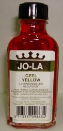 Jola geel kleurstof 50 ml