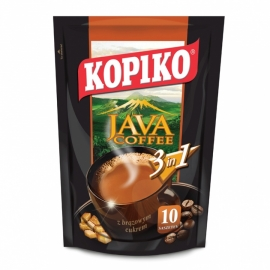 Kopiko Java coffee 3 in 1