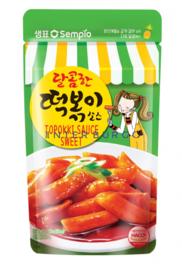 Rice cake tteokbokki sauce(spicy)