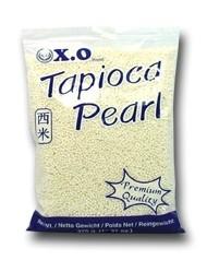 Tapioca korrels klein 375 gr