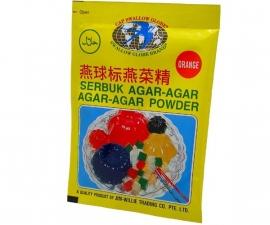 Agar-Agar powder oranje 7gr