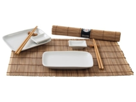 Sushi dinnerset (brown)