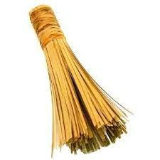 Bamboe wok reinigingsborstel