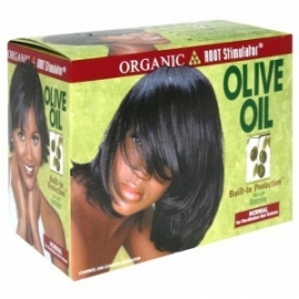 Organic olive oil relaxer super