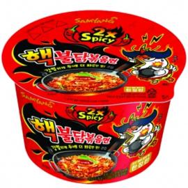 SamYang hotchicken ramen noodles(2xSpicy) Cup