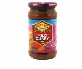Pataks curry mild pasta 283 gr