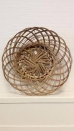 Piring Lidi (bamboe bordje) 30cm