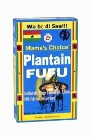 Plantain fufu 680 gram