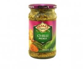 Pataks chili pickle 283 gr