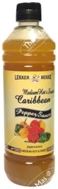 Lekkerbek Yellow  Medium caribbean peper saus