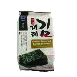 Koreanse zeewier snack 3 stuks