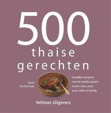 500 Thais (kookboek)