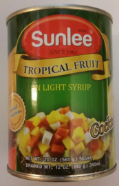Sunlee  tropical fruit cocktail 565 gram