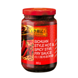 lkk sichuan spicy noodle saus 368 gr