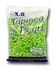 Tapioca korrels Groot ( Pandan) 375 gr