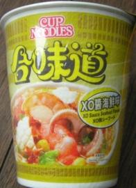 Nissin Cup xo seafood