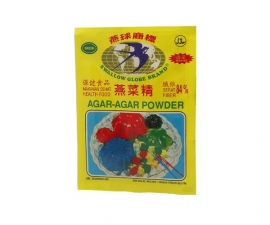 Agar-Agar powder groen 7 gr
